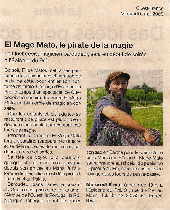 OuestFrance_ElMagoMato